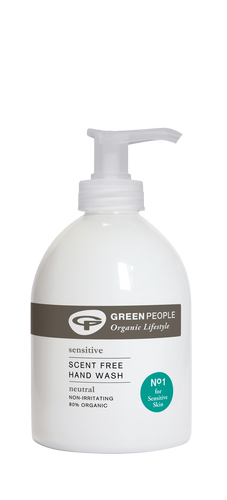 Green People Neutral Scent Free Hand Wash