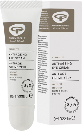Green People Neutral Scent Free Anti-Ageing Eye Cream - 10ml