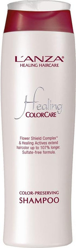 L'Anza Healing Colorcare Color-Preserving Shampoo - 300ml