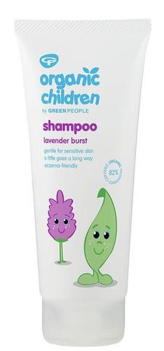 Green People Organic Children Shampoo Lavender Burst - 200ml