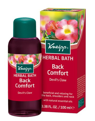Kneipp Back Comfort Devils Claw Herbal Bath
