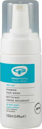 Green People Foaming Face Wash - 100ml