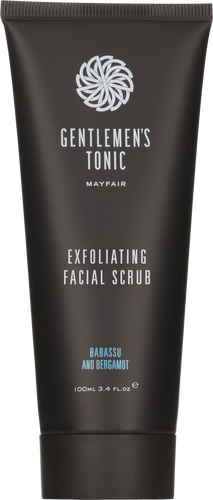 Gentlemen's Tonic Exfoliating Facial Scrub - 100ml