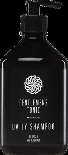 Gentlemen's Tonic Daily Shampoo - 500ml