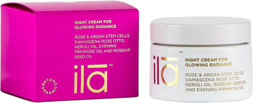 Ila Night Cream for Glowing Radiance