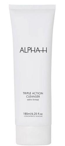 Alpha H Triple Action Cleanser - 185ml