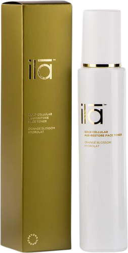 ila Gold Cellular Age-Restore Face Toner