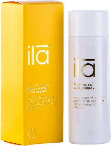 Ila Body Oil for Vital Energy