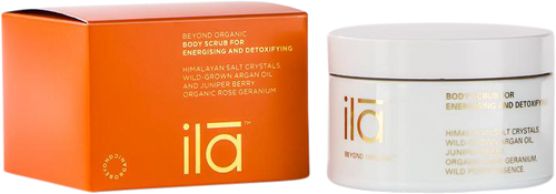 Ila Body Scrub for Energising & Detoxifying