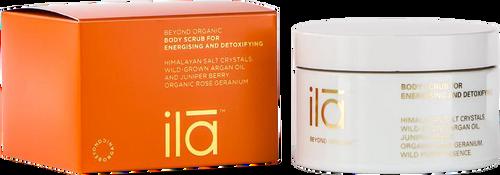 Ila Body Scrub for Energising & Detoxifying