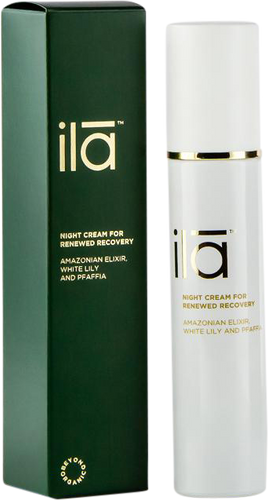 ila Night Cream for Renewed Recovery