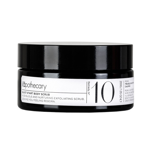 ilapothecary Formula No. 10: Quiet Start Body Scrub