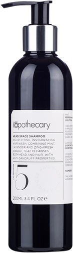 ilapothecary Formula No. 5: Head Space Shampoo