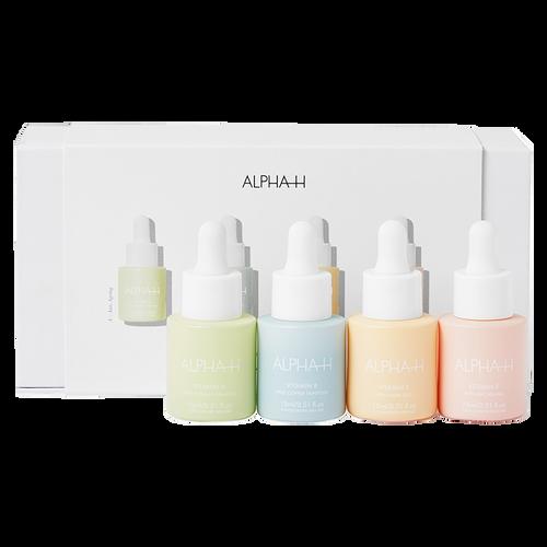 Alpha H Vitamin Serum Kit