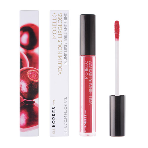 Korres Morello Voluminous Lip Gloss - 19 Watermelon