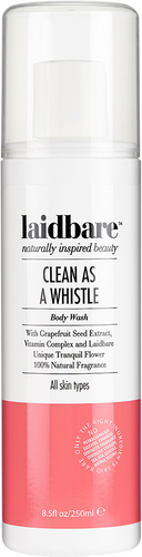 Laidbare Clean As A Whistle Body Wash - 250ml