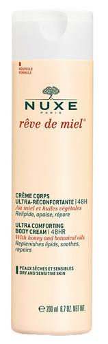 Nuxe Rêve de Miel Ultra Comfortable Body Cream - 200ml