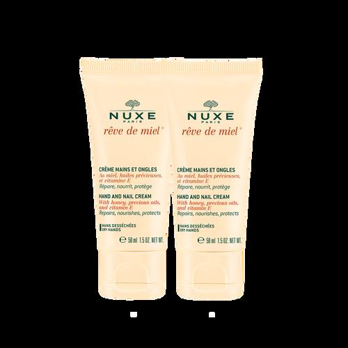 Nuxe Reve de Miel Hand Cream Duo