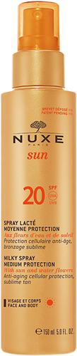 Nuxe Sun Milky Spray for Face & Body SPF 20