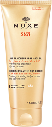 Nuxe Sun Refreshing After-Sun Lotion for Face & Body - 200ml