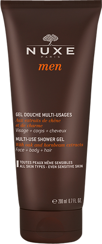 Nuxe Multi-Usage Shower Gel - 200ml