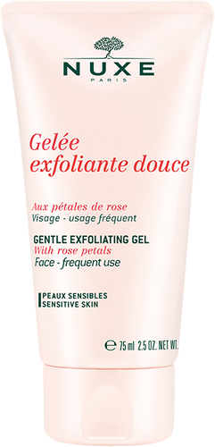 Nuxe Gentle Exfoliating Gel with Rose