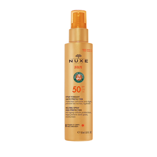 Nuxe Sun Melting Spray SPF50 - Face & Body
