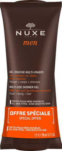 Nuxe Multi-Usage Shower Gel Duo
