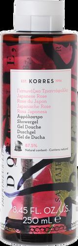 Korres Japanese Rose Showergel - 250ml