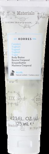 Korres Yoghurt Body Butter
