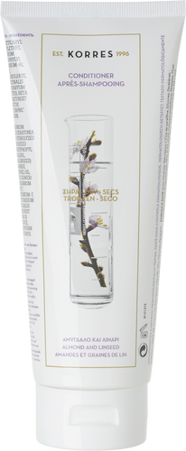 Korres Almond & Linseed Conditioner