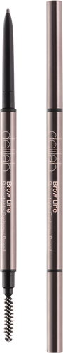 delilah Brow Line Retractable Eyebrow Pencil with Brush