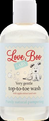 Love Boo Baby Top to Toe Wash