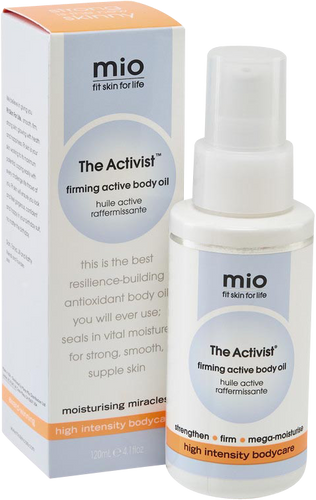 Mio The Activist Firming Active Body Oil