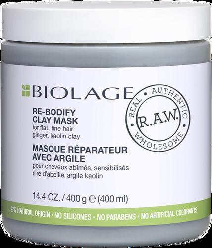 Matrix Biolage R.A.W. Re-Bodify Clay Mask