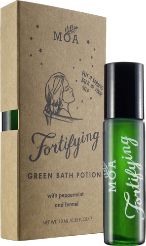 MOA Green Bath Potion Single Shot