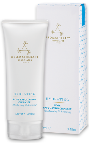 Aromatherapy Associates Hydrating Rose Exfoliating Cleanser