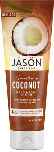 Jason Coconut Hand & Body Lotion