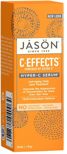 Jason C-Effects Pure Natural Hyper-C Serum