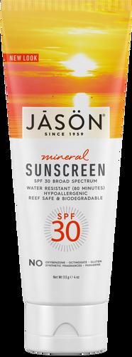 Jason Mineral Natural Sunscreen SPF 30