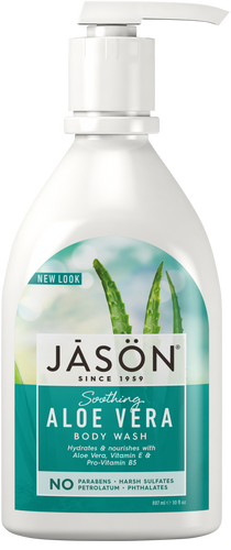 Jason Soothing Aloe Vera Pure Natural Body Wash