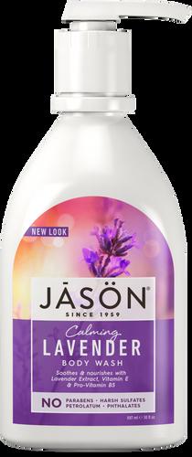 Jason Calming Lavender Pure Natural Body Wash