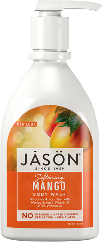 Jason Softening Mango & Papaya Pure Natural Body Wash