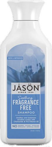 Jason Fragrance Free Pure Natural Daily Shampoo