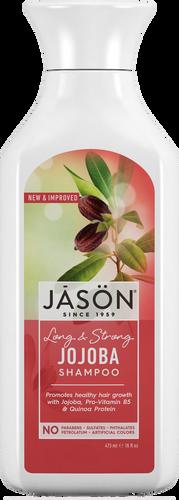 Jason Organic Long & Strong Jojoba Pure Natural Shampoo