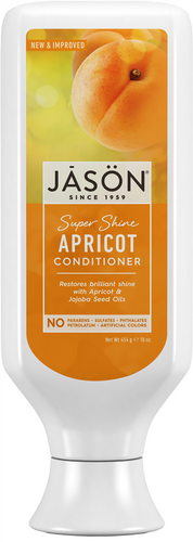 Jason Organic Super Shine Apricot Pure Natural Conditioner