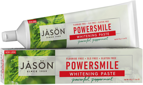 Jason Powersmile® All Natural Whitening Toothpaste