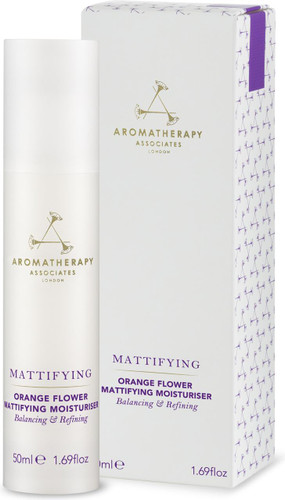 Aromatherapy Associates Mattifying Orange Flower Moisturiser