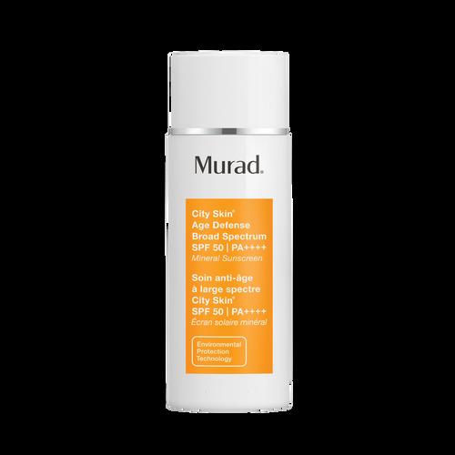 Murad City Skin Age Defense Broad Spectrum SPF 50 PA ++++ - 50ml