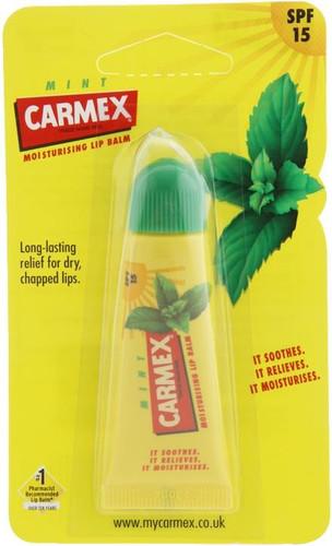 Carmex Mint Tube SPF 15
